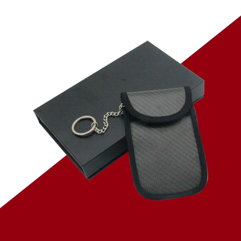 碳纤维厂家防辐射汽车钥匙包